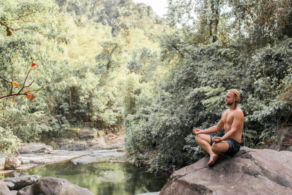 Natur Meditation
