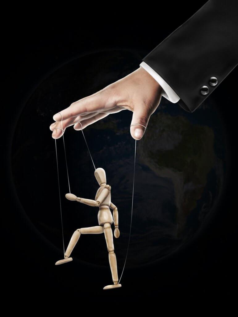 Macht Manipulation