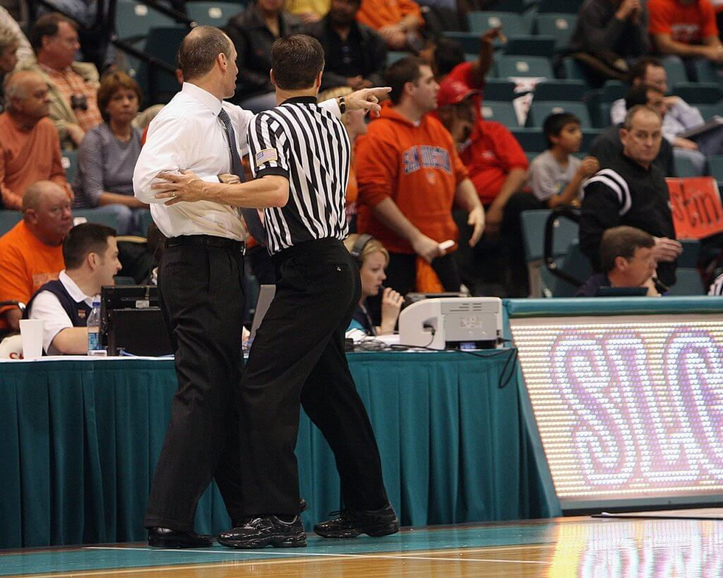Sport Konfrontation