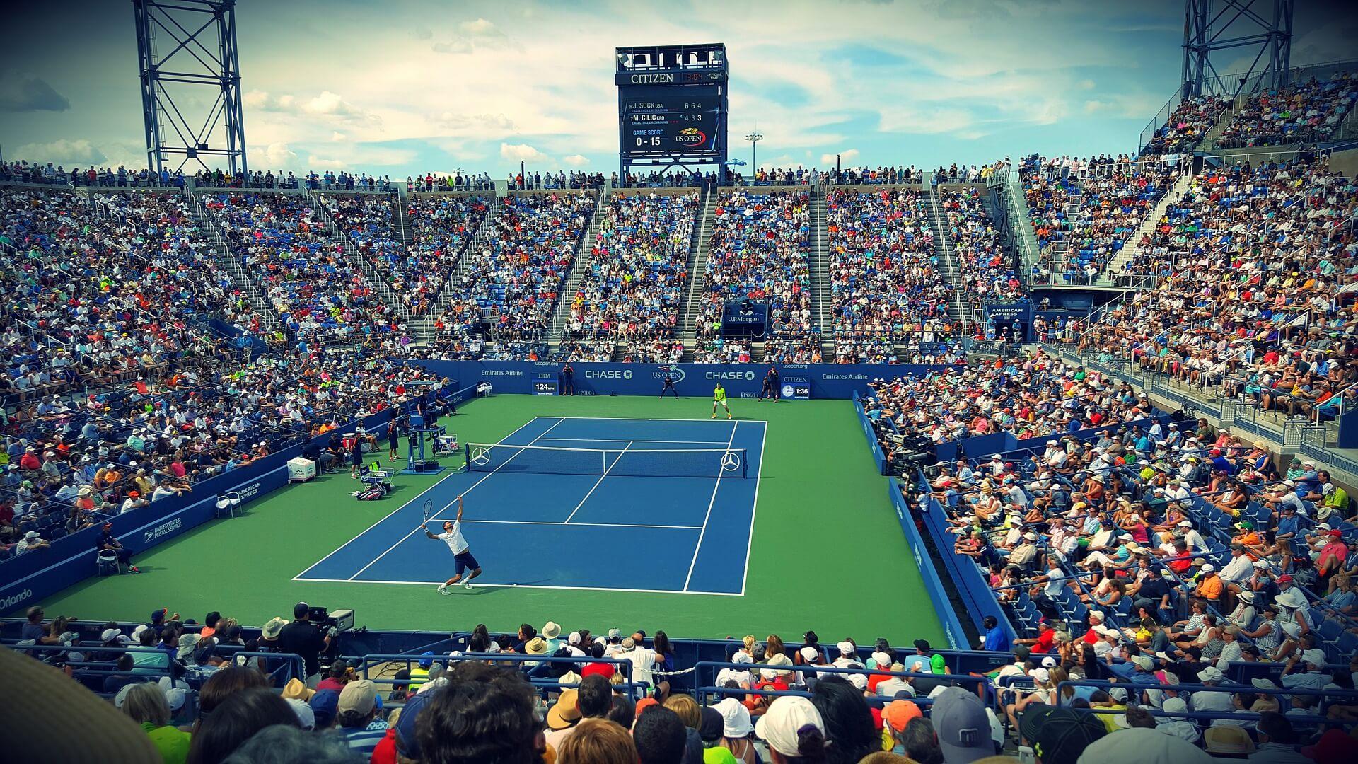 Sport Fans Tennis